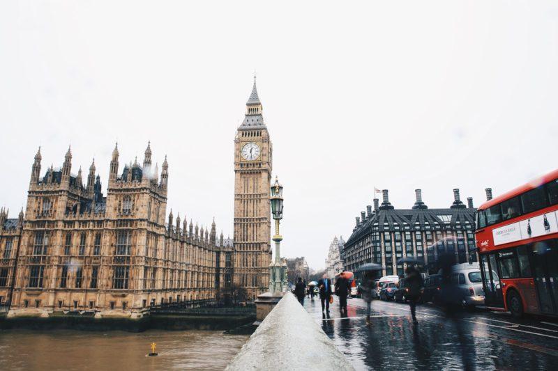 ללמוד אנגלית-לונדון