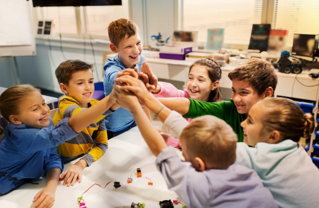 ללמוד אנגלית- ילדים מדברים